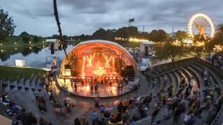 timelapse Sommerfest Impark 2016 Olympiapark Munich