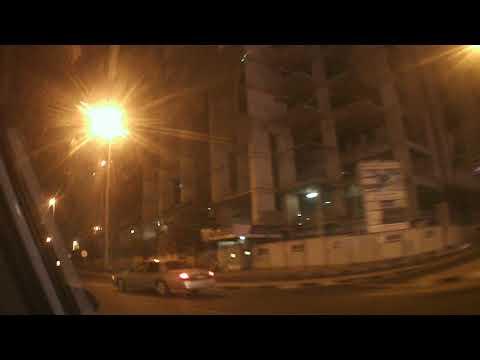 nights in dubai view