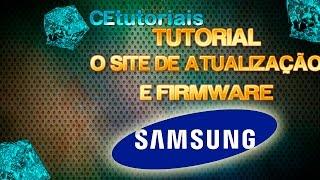 tutorial sammobile o site de atualizao e firmware da samsung