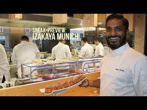 Sneak Preview: IZAKAYA Asian Kitchen & Bar im neuen Roomers Munich