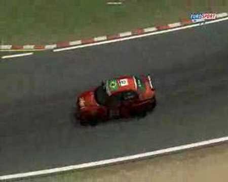 Brands Hatch pit lane entry bug