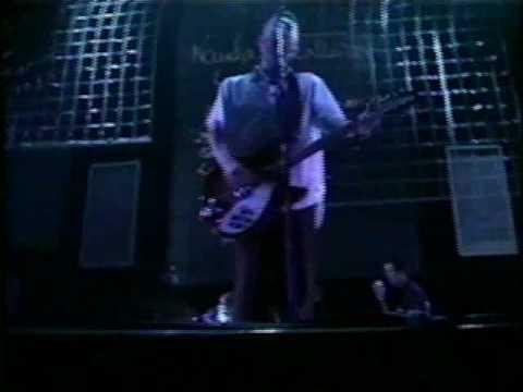 Radiohead: LUCKY at Amnesty International. Paris, 1998-12-10 HQ