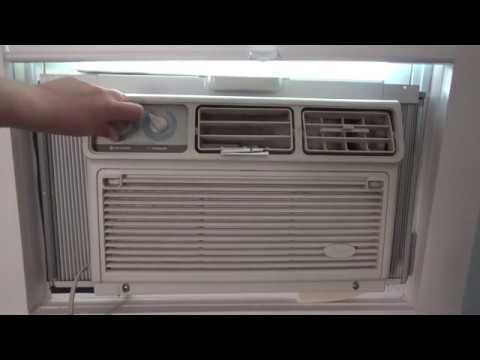 Whirlpool Acm052xj0 5 000 Btu Window Air Conditioner Youtube