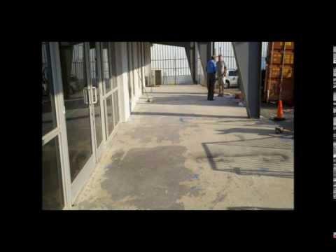 Concrete Grinding Amp Concrete Resurfacing Mike