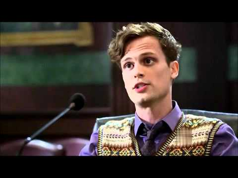"""Dr. Reid - """"This is calm and it's Doctor"""""""