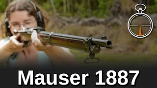 Minute of Mae: Ottoman Mauser 1887