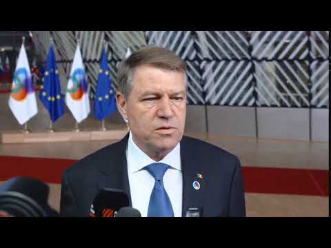 Klaus Iohannis comentează invitația lui Igor Dodon de a vizita Republica Moldova