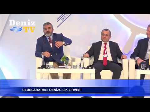 Abdülvahit Şimşek - International Maritime Summit 2018 Istanbul