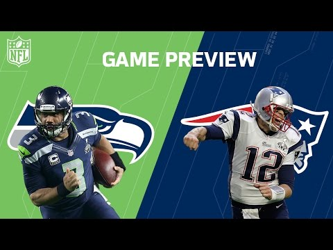 Seahawks vs. Patriots: Super Bowl XLIX Rematch | Hype Trailer (Week 10) | NFL