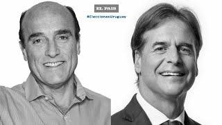 Debate entre Daniel Martínez y Luis Lacalle Pou | EL PAÍS