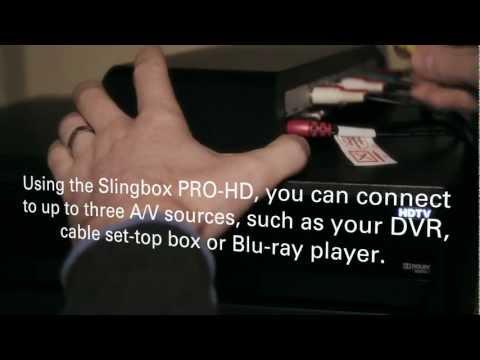 hook up slingbox 500