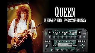 Kemper Profiles Queen By PMP