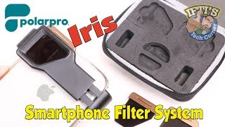 PolarPro Iris ND 8/16/32 Smartphone / iPhone Filter System!