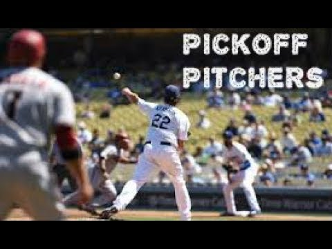 mlb-pitchers-with-the-best-pickoff-moves