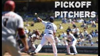 MLB Pitchers With The Best Pickoff Moves