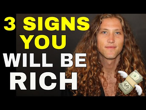 3 Signs That You Will Manifest Money Fast Using The Law of Attraction