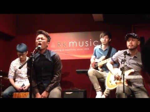 Ground Zero 放射空間 簡單生活 Album Launch Showcase in Singapore
