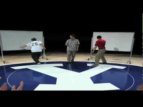 BYU Mathletes Rap Music Video