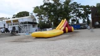 видео База отдыха «Песчаная Коса» - Ейск