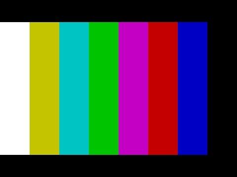 EBU Colour Bars (PAL)