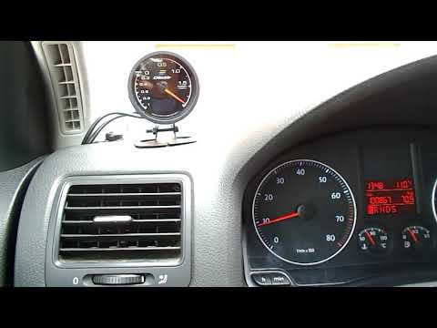 Golf Tsi 1.4 BMY (140HP) DSG6 Boost Gauge
