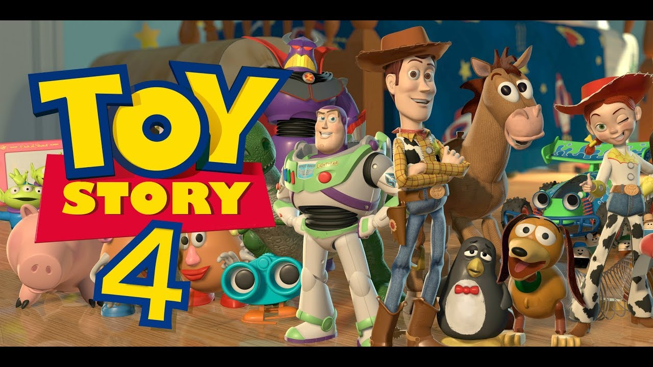 Toy Story 4 Full Movie English For Kids Animation Movies