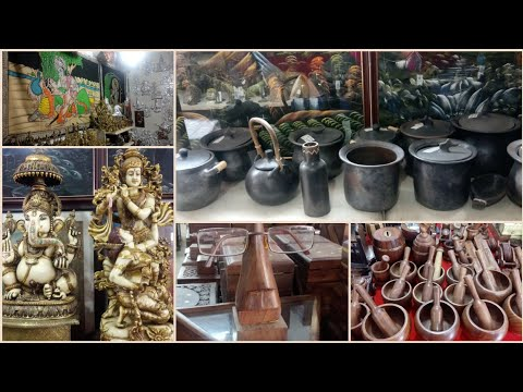 Tribal Cookware Items in Coimbatore |Arts Collections |