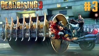 Dead Rising 3 - PC Gameplay Walkthrough Max Settings 1080p Part 3
