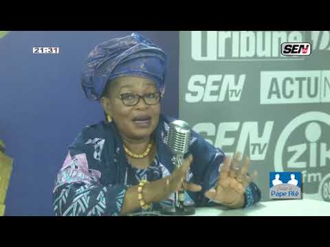 Dialogue national au Sénégal : Aïda Mbodji donne son avis et ....