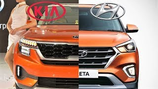 KIA SP2I VS HYUNDAI CRETA - FULL COMPARISON