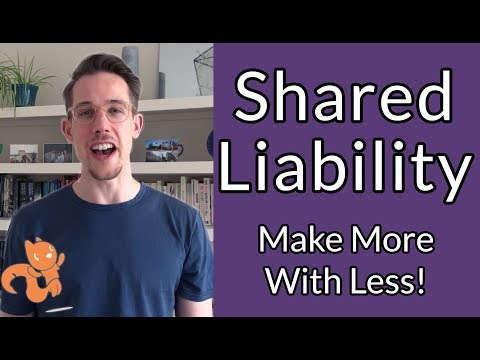 Shared Liability - How To Make More Profits With Less Bank!