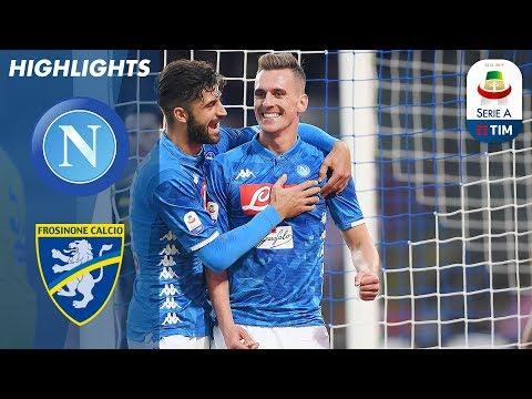 Napoli - Frosinone: 4-0