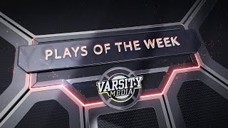 2019 Section V Football Top 10 Plays (Week 1)