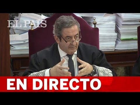 DIRECTO JUICIO PROCÉS  La FISCALÍA presenta su ALEGATO