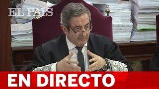 DIRECTO JUICIO PROCÉS | La FISCALÍA presenta su ALEGATO