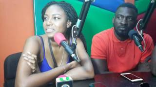 YVONNE NELSON TALK ABOUT HER FRIENDSHIP WITH YVONNE OKORO
