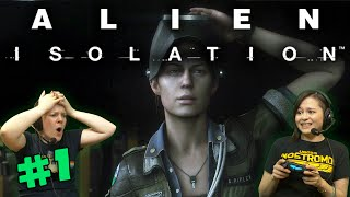Alien Isolation - The Torrens (#1) with Hannah & Kim!
