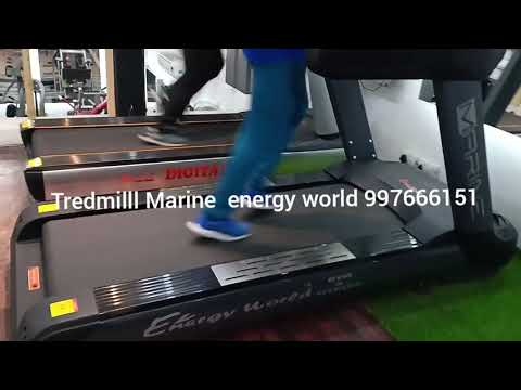 Treadmill marine energy world 9997666151