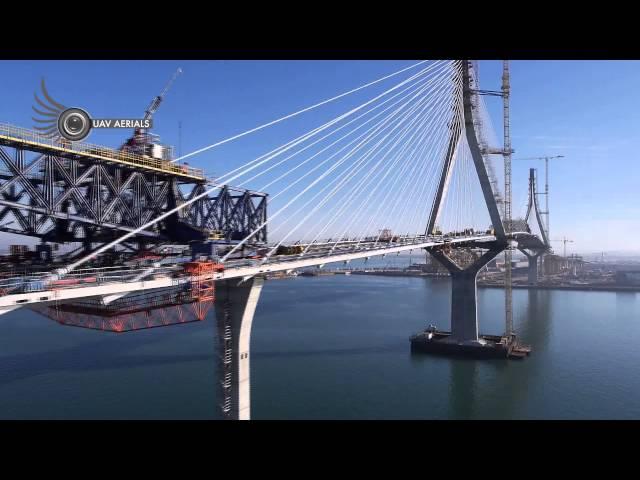 Filmación Aérea Puente de la Pepa Cádiz 2015