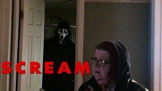 SCREAM/GHOSTFACE PRANK ON THE ANGRY GRANDMA!