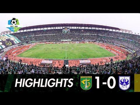 [HIGHLIGHTS] Sampai Jumpa Musim Depan   Persebaya vs PSIS   Liga 1 2018