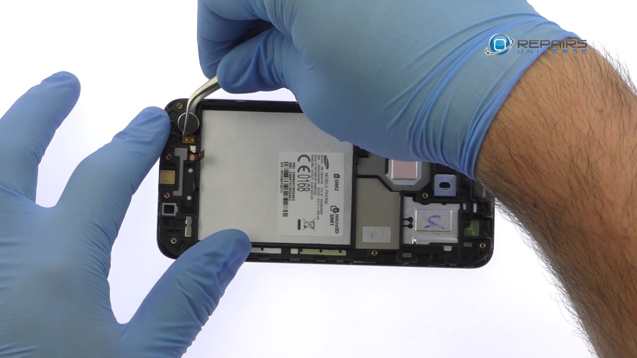 Samsung    Galaxy J3  2016  Take Apart Repair Guide