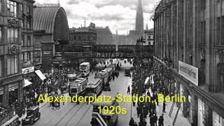 German Tango: Paul Godwin & Monosson - Das Lied der Liebe, 1929