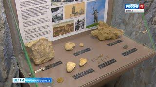 В Кирове открылась выставка экспонатов, спасённых в годы Великой отечественной войны(ГТРК Вятка)