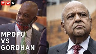 Former Sars commissioner Tom Moyane cross-examined Minister of Public Enterprises Pravin Gordhan at the state capture commission on 30 November 2020. Gordhan and Advocate Dali Mpofu, who is representing Moyane, shared a number of heated exchanges. Here are some of the key moments from the day's testimony.  #StateCapture #PravinGordhan #DaliMofu