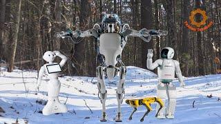 Как дела у самых продвинутых роботов