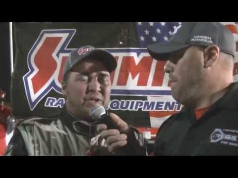 FALS American Modified Series Gary Cook Jr Memorial A-Main 5/24/14