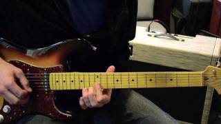 God Is Able (Hillsong) Electric Guitar Lesson