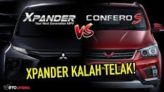 Xpander Mengaku Kalah! 6 Perbedaan Wuling Confero Dan Mitsubishi Xpander