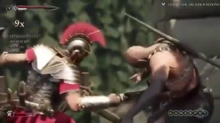 For Honor Vs Ryse  Son of Rome